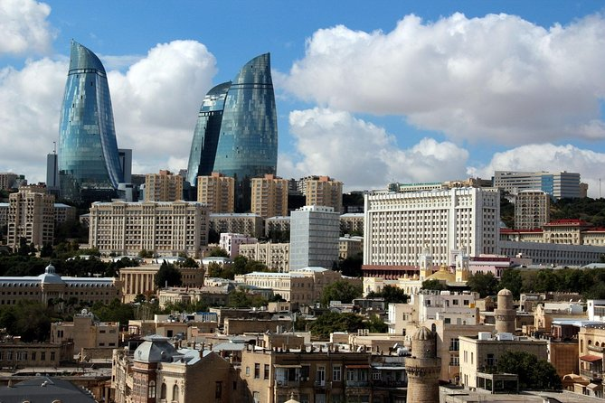 Sightseeing Half Day Baku City Tour: Covid-19 safe & PRIVATE tour