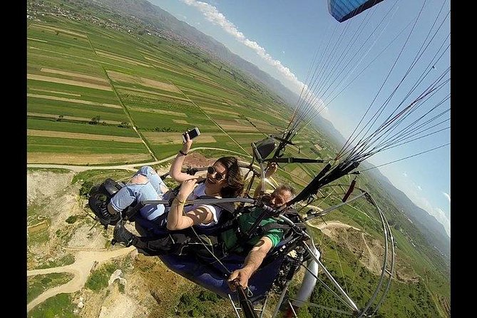 Fly Tandem Paraglinding Paratrike