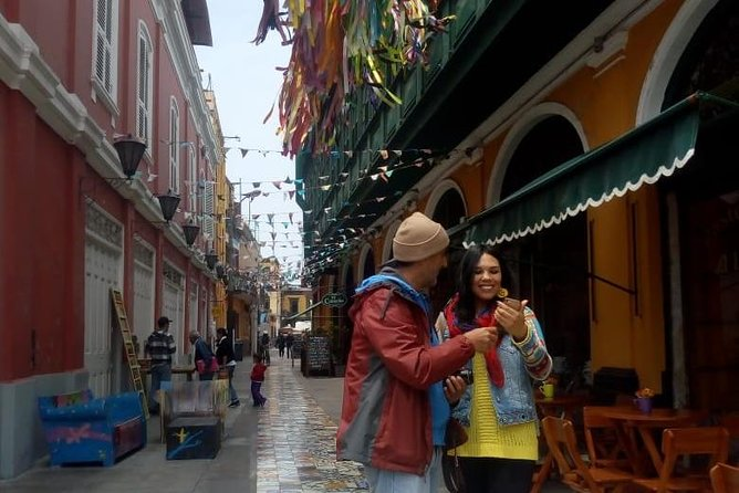 From Lima: Coastal & Monumental Callao Tour with Buffet Lunch