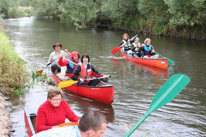 Canoe trip from Fulda