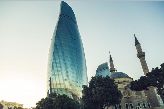 Sightseeing Full Day Baku Tour: Covid-19 safe & PRIVATE tour