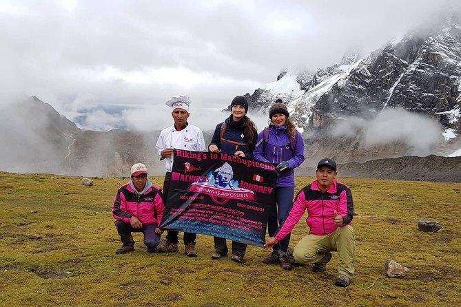 Salkantay Trek 4 days 3 nights