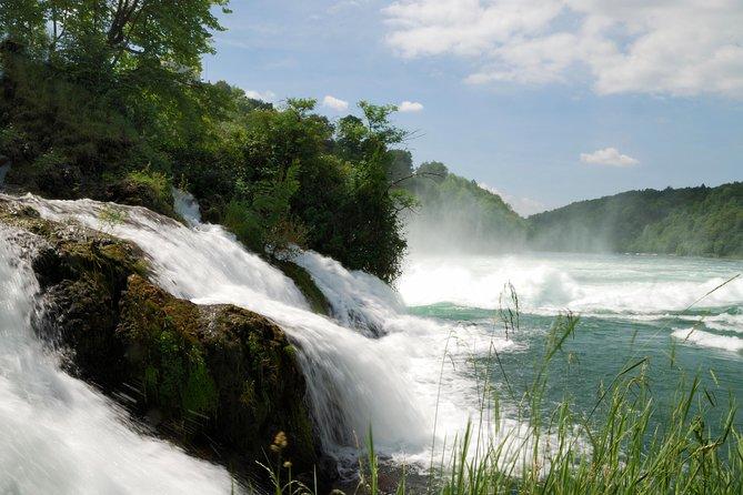 Privétour: Rheinfall-tour vanuit Zürich