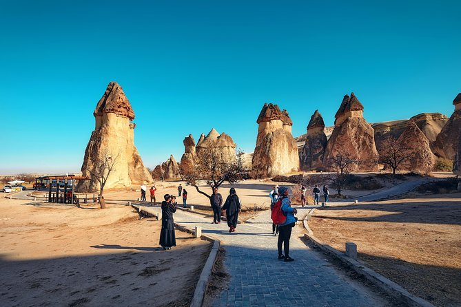 Small-Group Cappadocia in One Day Tour Including Goreme Open Air Museum