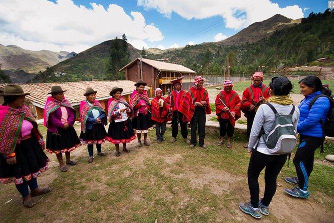 Rural Experience in Cusco 7d/6n