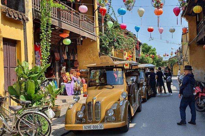 Private Electric Car Tour In Hoi An