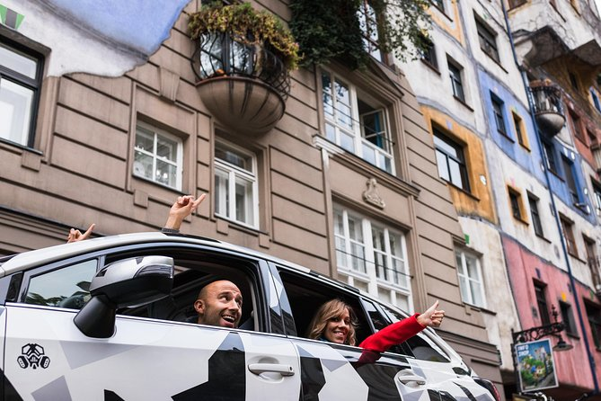 Taxi City Tour Bratislava