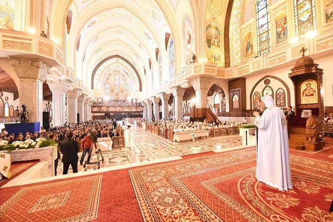 Trip to the Orthodox Churches in Cairo