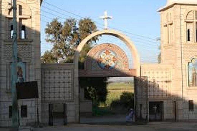 One day to Sohag monasteries