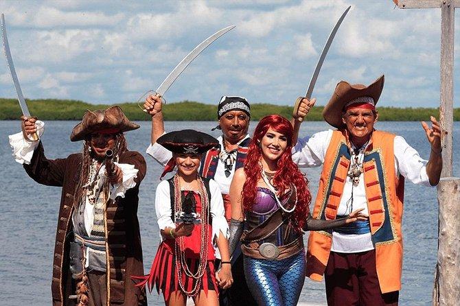 Kids Pirate Adventure Galleon in Cancun