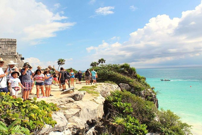 4x1 Excursion to Tulum, Coba, Cenote and Playa del Carmen Lowest Price Guarantee