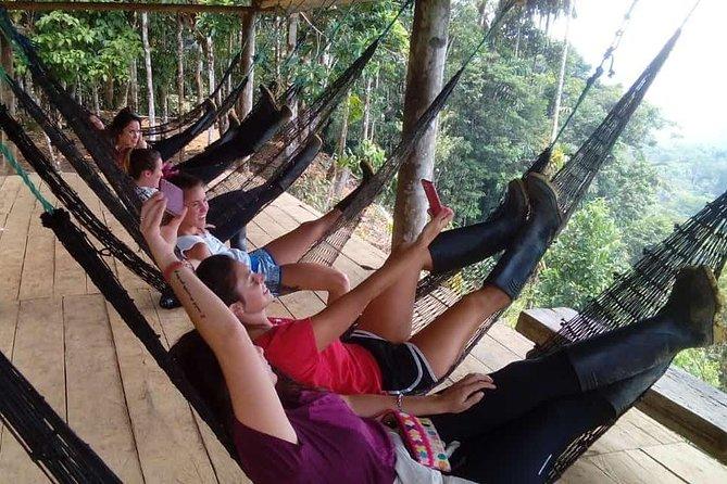 Puyo - Jungle One Day 4 Communities Iwia & Kotokocha & Chorreras & Indichuris Tour