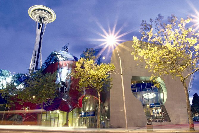 1-Day Seattle Tour ( Seattle departure ) SE1
