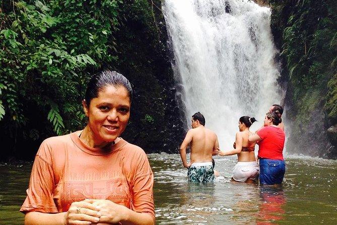 Puyo One Day 1 Rainbow Waterfall & Dams Fatima & Murialdo & Pambay & Palmas
