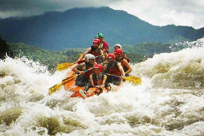 Puyo Un Dia Extremo - Rafting, Maito, La Tarqui Zoo and Malecon Puyo