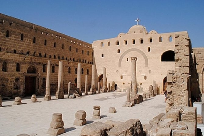 Coptic tour for 1 night / 2 days in Akhmim from Cairo