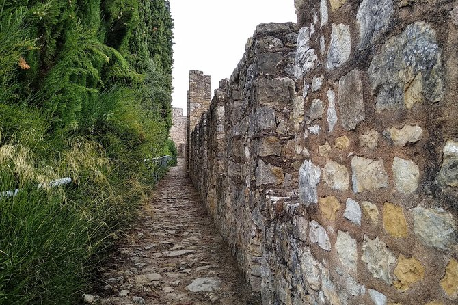 Lisbon to Tomar in German, private and with locals