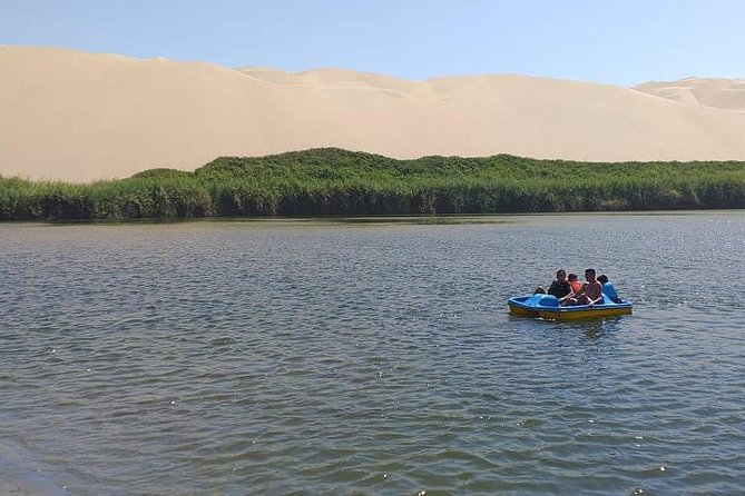 Moron Lagoon: Excursion from Paracas photo 6