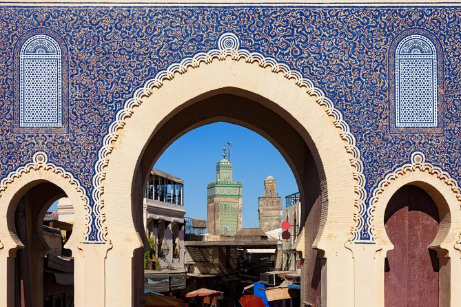 Morocco Fez Medina Guided walking Tour