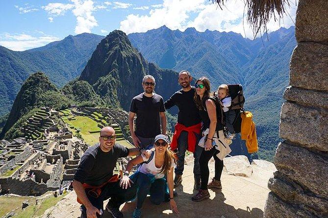 Full Day Tour to Machu Picchu - private service
