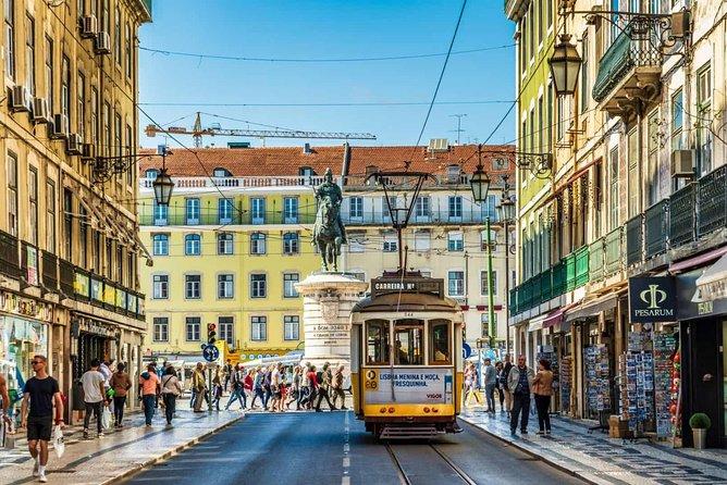 Motorista particular ao redor de Lisboa - trajeto-viagem de dia inteiro personalizável