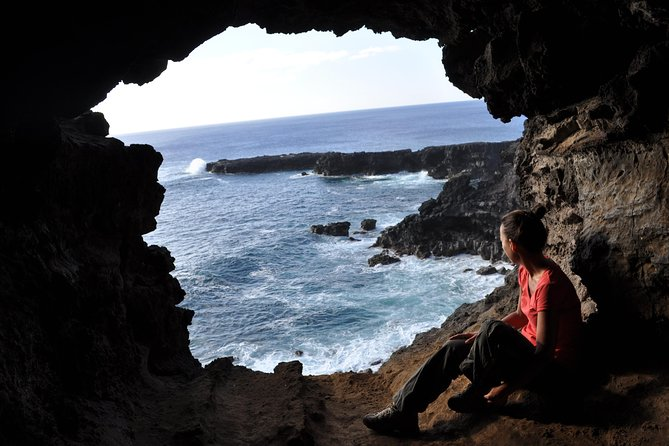 Private Tour: Easter Island Caves