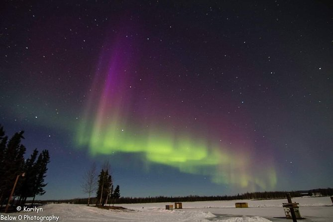 Ice Fishing and Northern Lights Tour from Fairbanks
