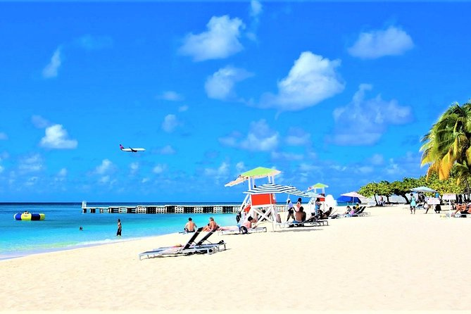 Montego Bay Shore Excursion: Doctor's Cave Beach & Montego Bay City Highlights
