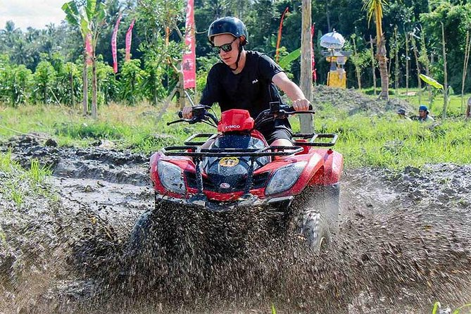 ATV Ride & Ubud Tour