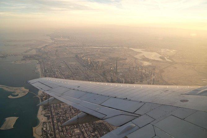 Dubai Airport Departure Transfer: Covid-19 safe & PRIVATE transfer