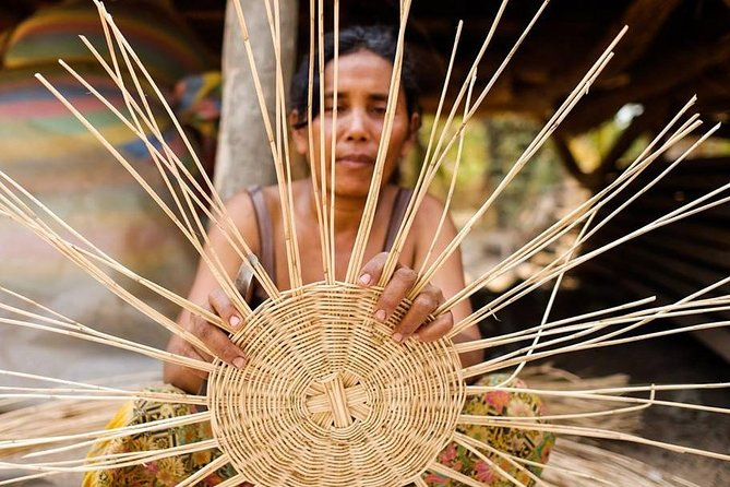 Rattan Busket Weaving photo 3