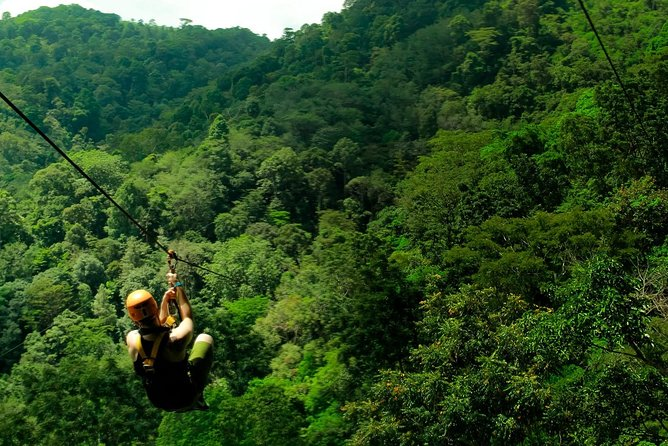Flying Hanuman Ziplines 28 platforms & Transfer RoundTrips photo 7