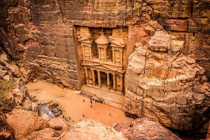 Petra Private Transfer to/from Amman or Airport or Dead Sea or K.H.B