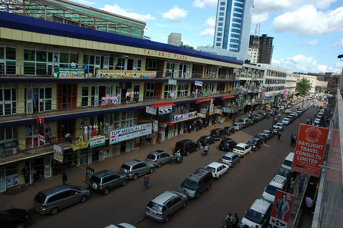 1 day Kampala city tour Uganda ( minimum 2 persons )