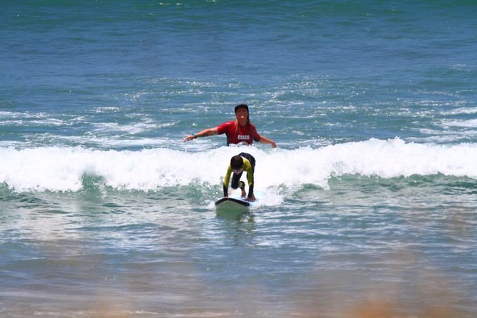 Surf Lessons & Hire