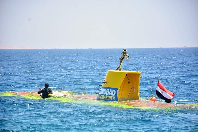 Sindbad Real Submarine only one in middle East _ Rated as Top Program