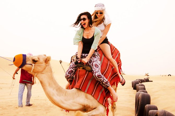 Morning Desert Safari Dubai:Dune bashing, Sand Ski, Camel Ride, Photography more photo 3