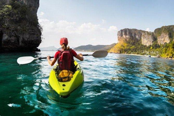 Kayaking Adventure of Krabi