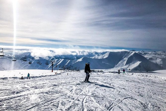 Winter Skiing Tour to Gudauri Resort