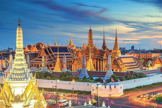 Evening Bangkok City Tour with Grand Palace & The Reclining Buddha
