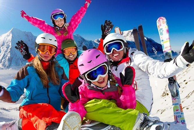 Gulmarg Snow Skiing