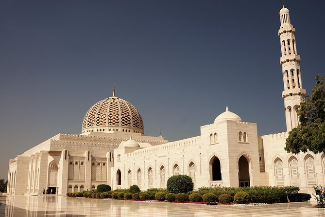 Highlights of Muscat (Half-day City Tour)