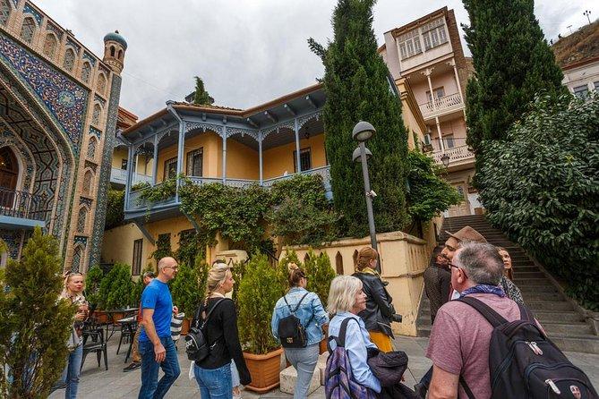One-day Tour to Tbilisi & Mtskheta