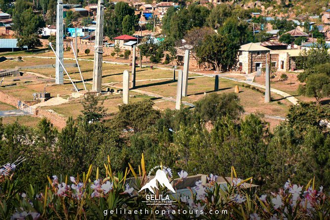 Two Days Trip in Axum and its Surroundings