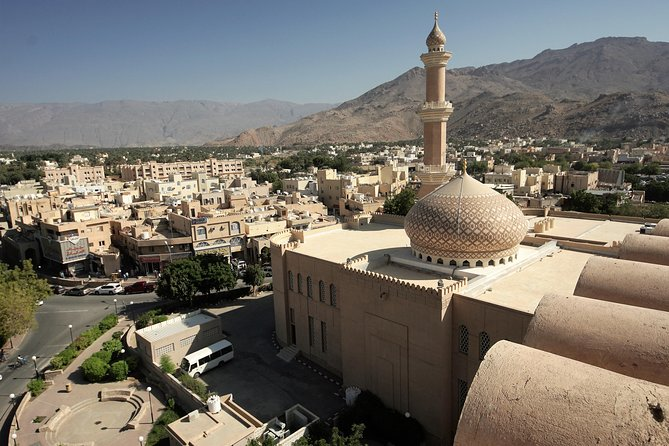 "Travel to Nizwa & Jebel Shams ""Oman Grand canyon"""