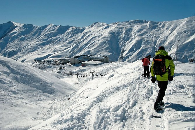 Winter Skiing Tour to Bakuriani Resort photo 7