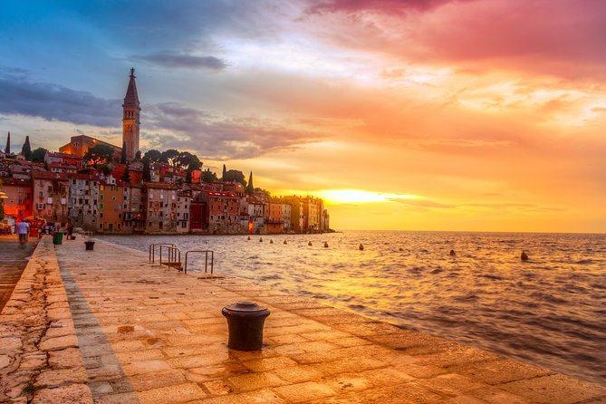 Charming Istria Honeymoon