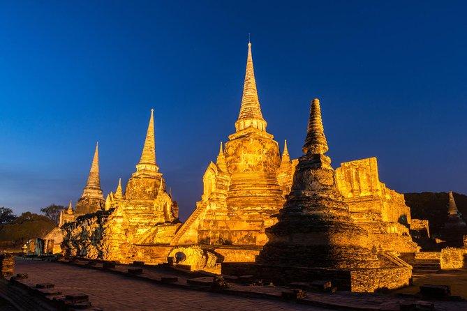 From Bangkok: Full Day Ayutthaya landmark Guided Tour