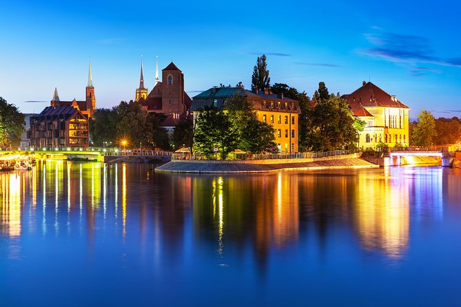 Highlights of Wroclaw Private Tour with one Entrance