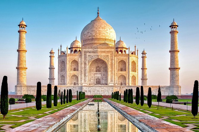 Luxury Taj Mahal Tour by Car